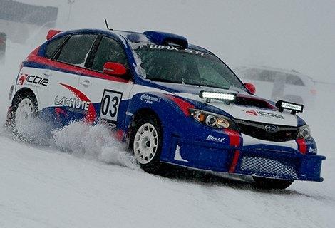 Icar Expérience (rally on snow)