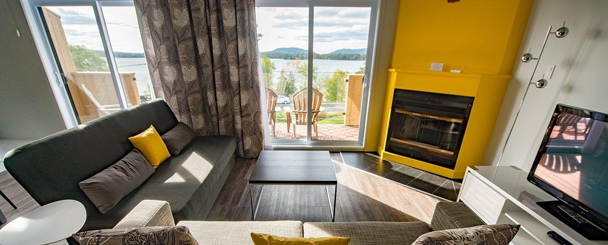 Hôtel Suites Lac-Brome