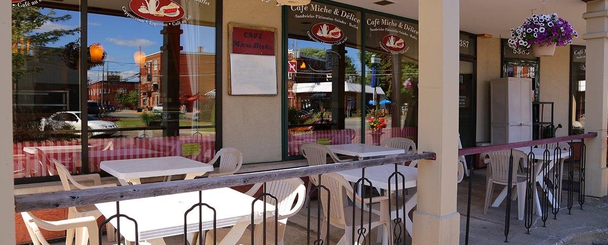 Café Miche et Délice