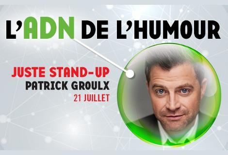 L'ADN de l'humour - Juste Stand-up