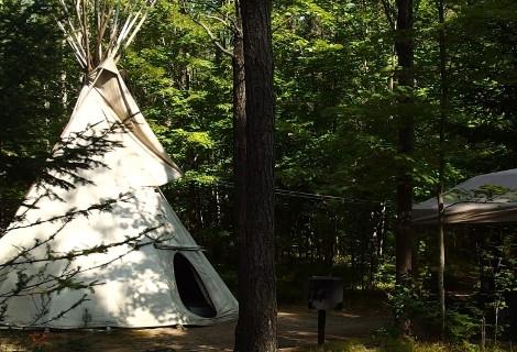 Camping Labelle et la Rouge
