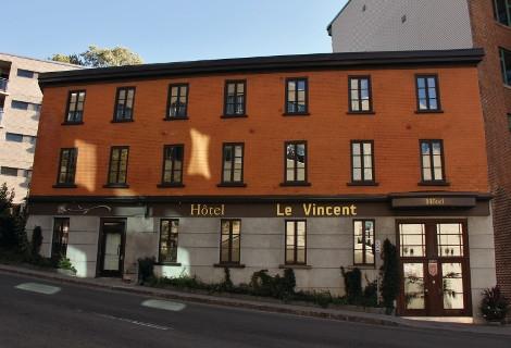 Hôtel Le Vincent