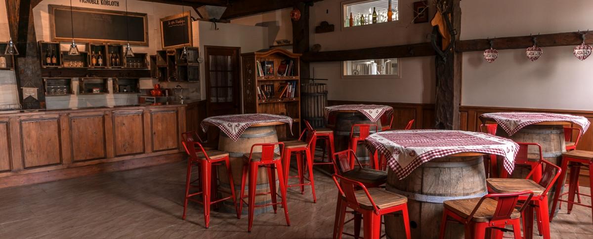 Micro-Brasserie Ross Stall