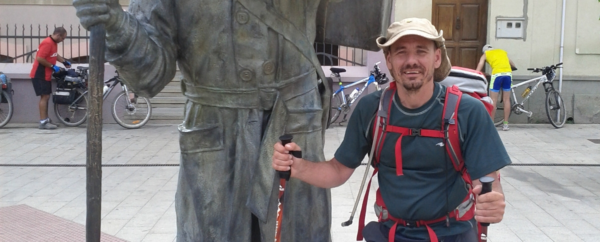Québec Compostelle : Ca marche