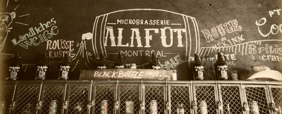 À la fût - Montréal