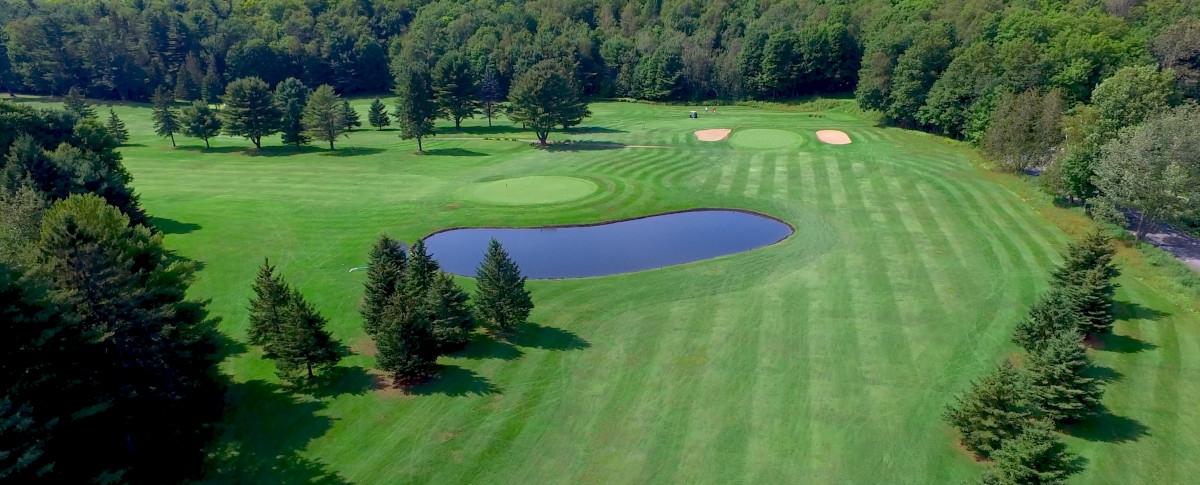 Club de Golf Alpine