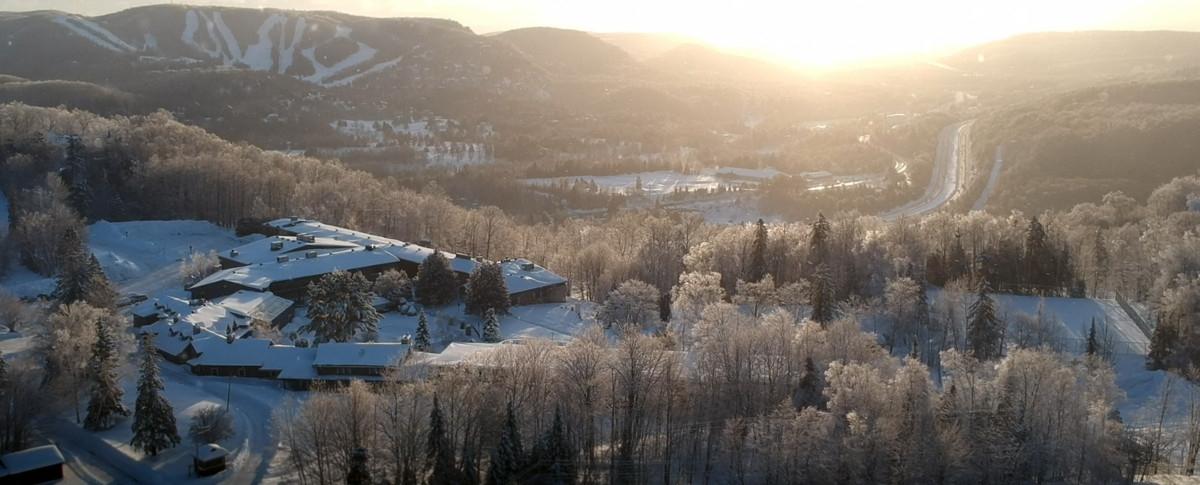 Hôtel et Spa Mont Gabriel