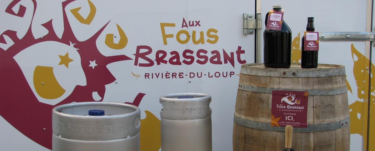 Microbrasserie Aux Fous Brassant