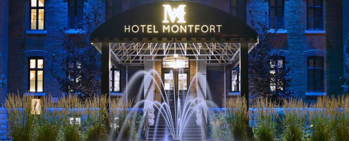 Hôtel Montfort