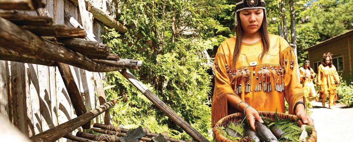 Site Traditionnel Huron