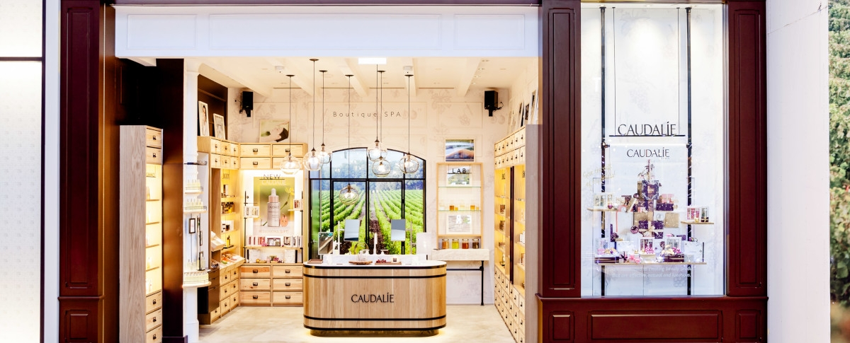 Boutique Caudalie Sherway Gardens