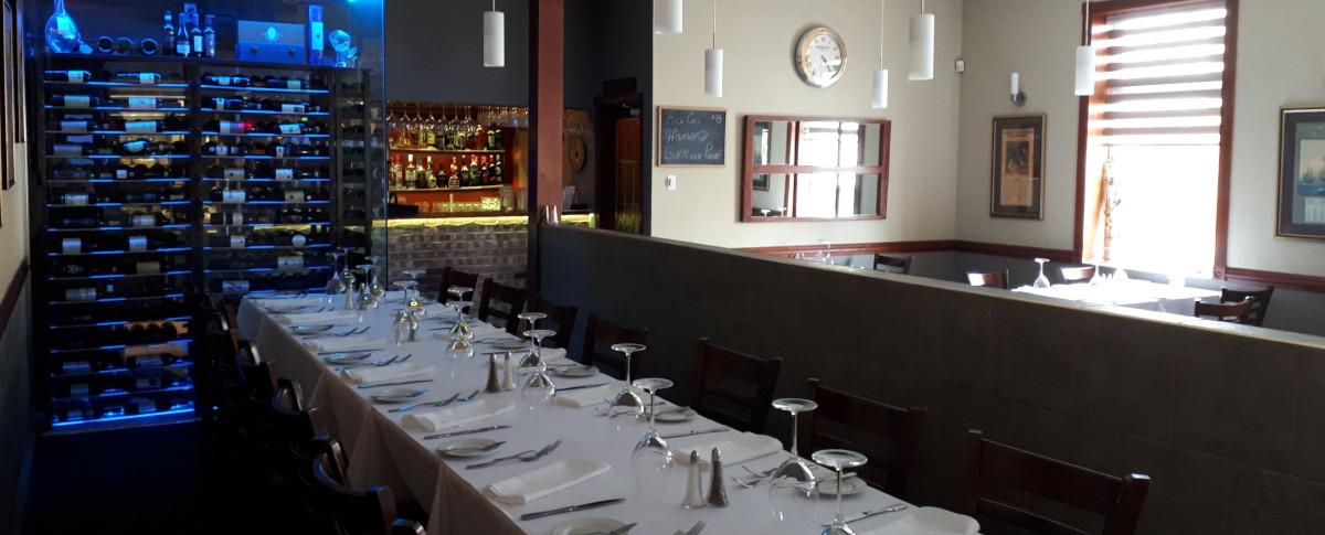 Restaurant La Vieille Banque