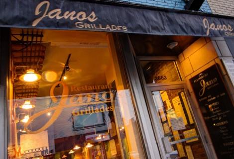 Restaurant Jano