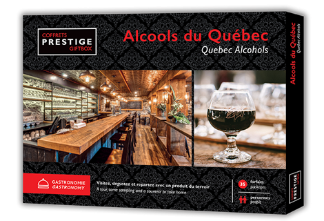 Quebec's alcohols