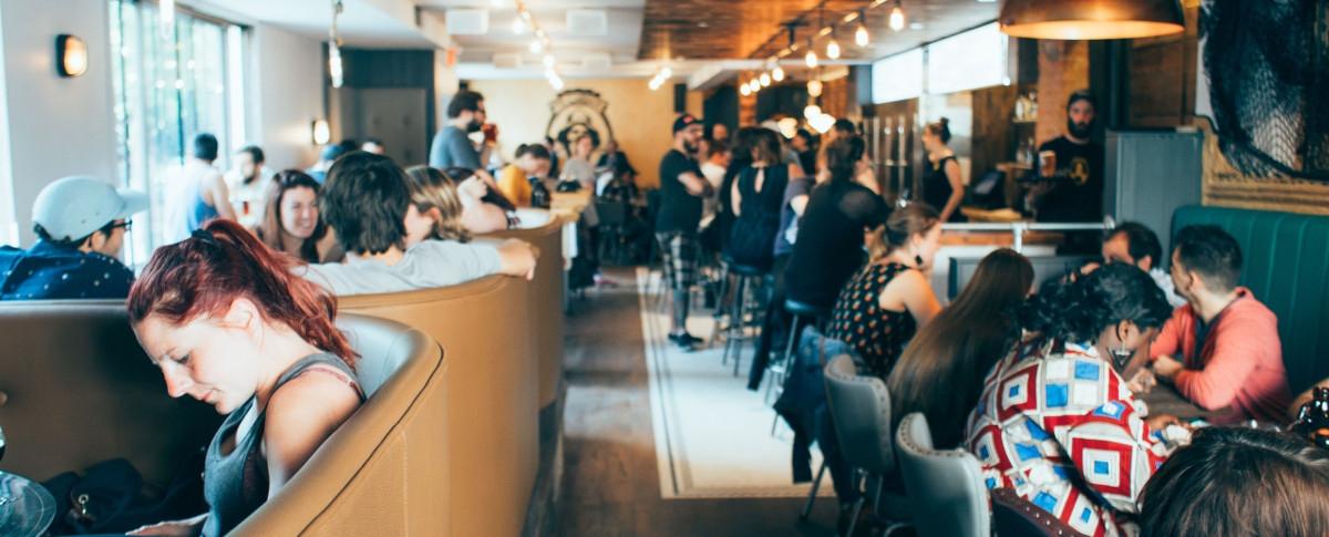 Pub Pit Caribou Montréal