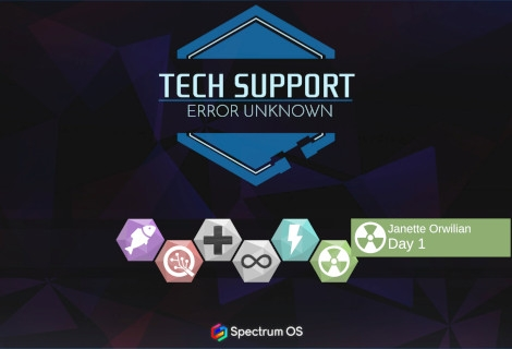 Tech Support : Error Unknown