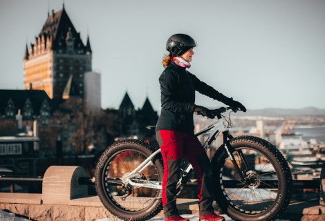 Tuque & bicycle expériences