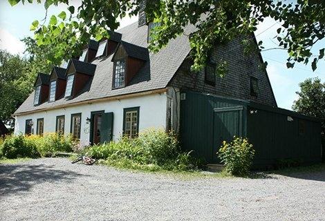 Escapade romantique au qu bec coffrets prestige for Auberge maison deschambault
