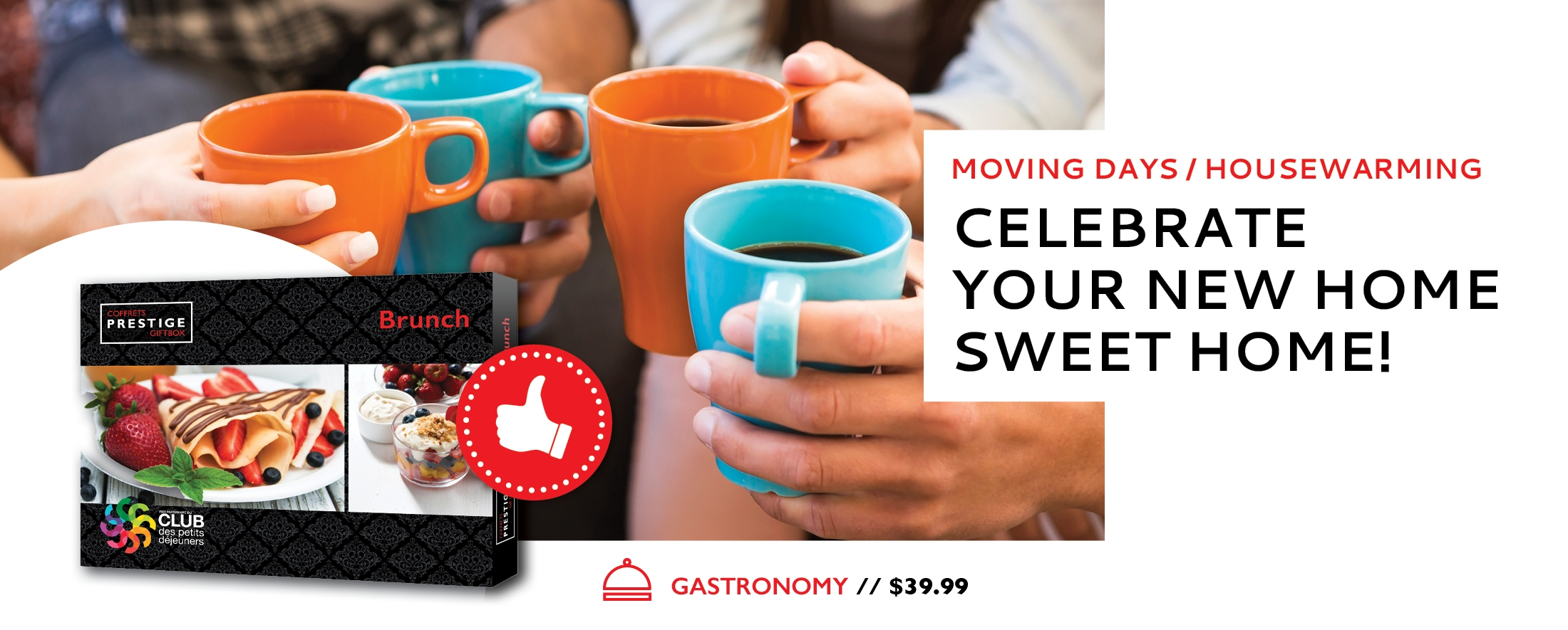 Celebrate Your New Home Sweet Home!