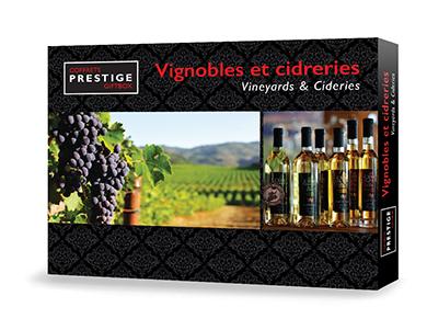 Vignobles et cidreries